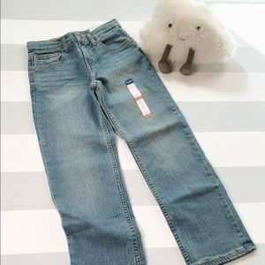 *Boys Straight Fit Jeans Size 8
